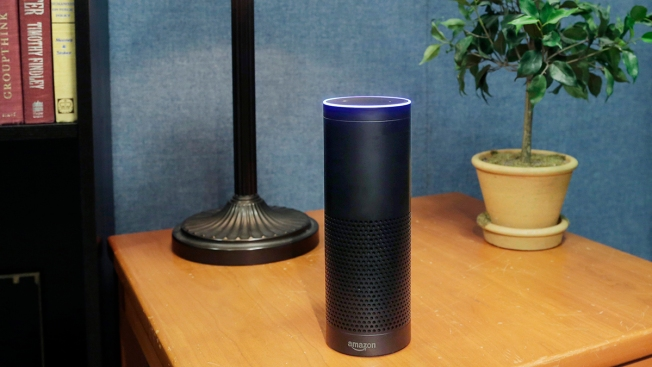 NBC Washington on Echo: 'Alexa, Tell Me The News'
