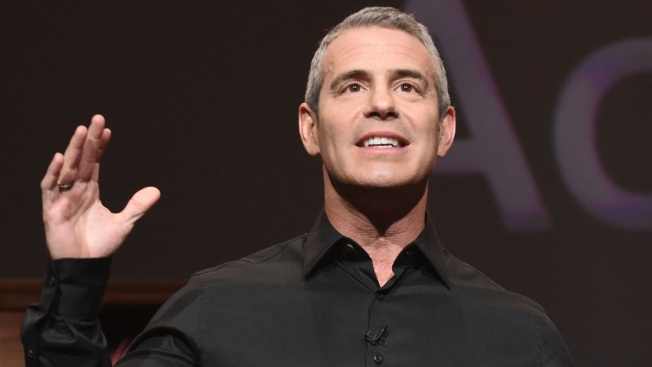 Andy Cohen Replaces Kathy Griffin as Co-Host of CNN's New Year's Eve Special
