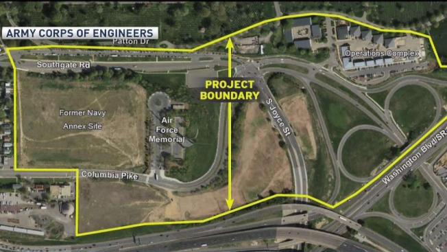 Arlington National Cemetery Details Plans to Expand, Retool Nearby ...