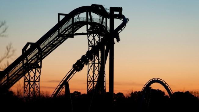 Riders Rescued From Stuck Roller Coaster At Busch Gardens Nbc4 Washington