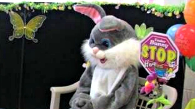Police: Be on the Lookout for a Stolen Bunny Costume