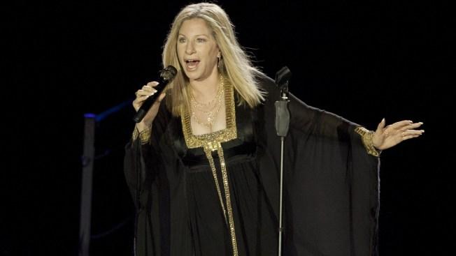 Barbra Streisand to Launch 9-City Summer Concert Tour
