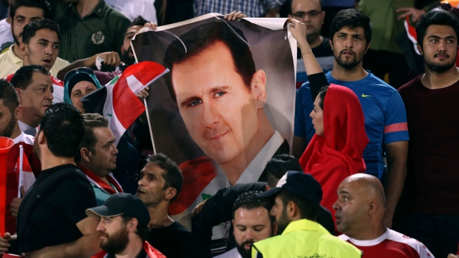 Syria in Ruins But Assad's Hold on Power Looks Firm