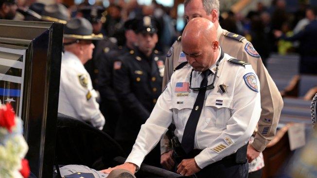 Last of Slain Baton Rouge Officers Laid to Rest Monday