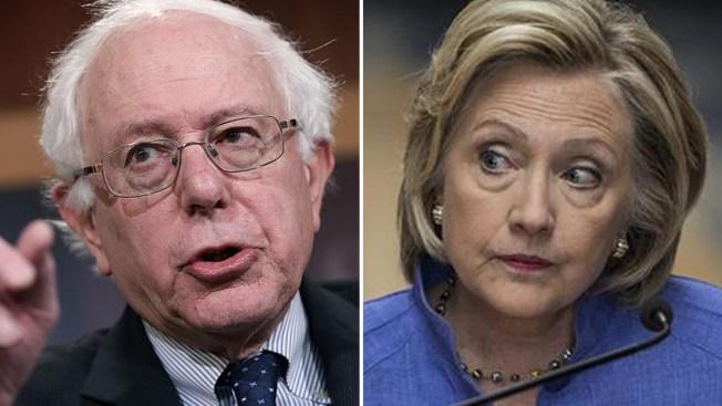 Hillary Clinton Increases Her Lead Over Bernie Sanders