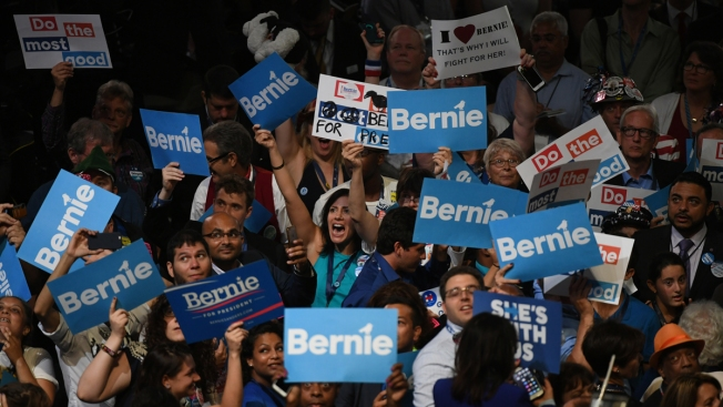 Still Bernie or Bust? Sanders Delegates Reassess After Clinton's Convention