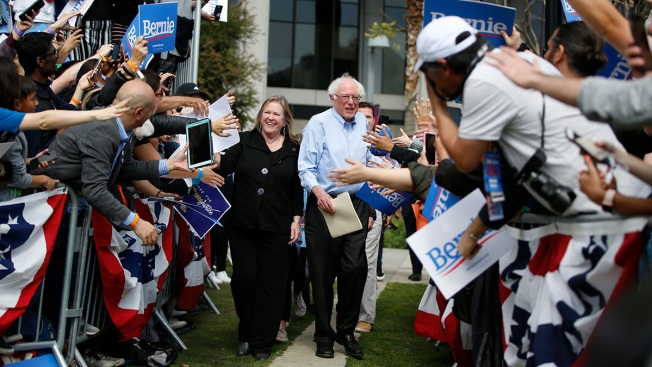 A 2016 Hangover: Some Bernie Sanders Supporters Still Upset