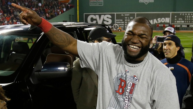 David Ortiz to Produce MTV Show