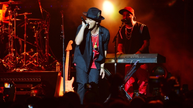 Bruno Mars Confirms He's Performing at the Super Bowl