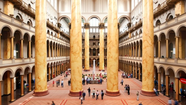 Maze With a Twist Coming to National Building Museum