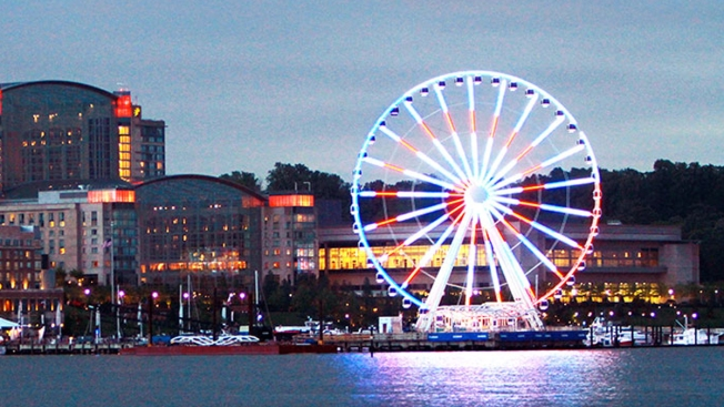 National Harbor Aims to Be 'Fun' Alternative to D.C.