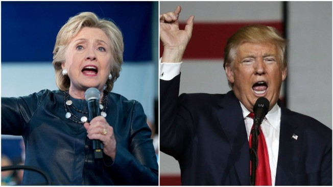 Poll: Clinton Leads Trump in Virginia by 15 Points