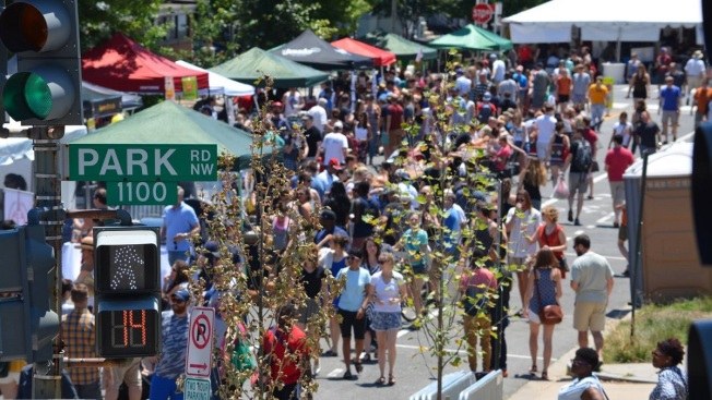 Columbia Heights Day Festival Is Ready for the Weekend