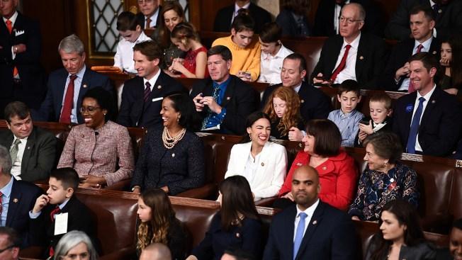 House Freshmen Balance National Crises, Issues Back Home