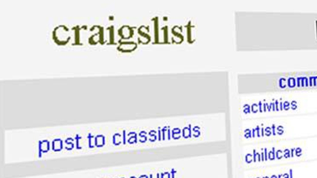 Police Warn of Rental Scams on Craigslist