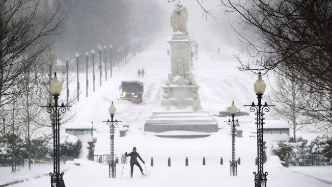 Why Snow Totals Out of Washington, DC Aren't Measuring Up