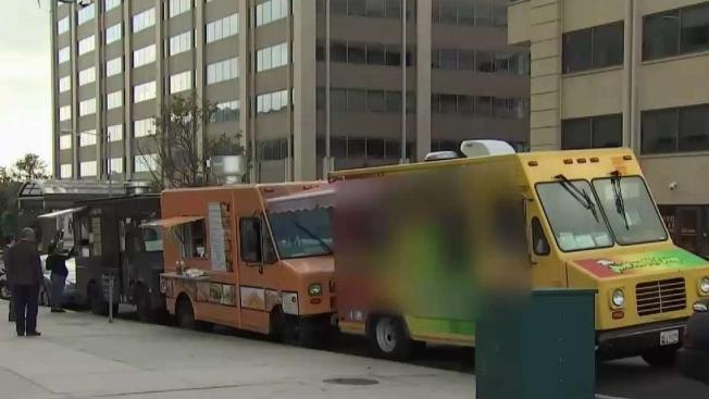 DC to Crack Down on Food Trucks for Holding Parking Spots