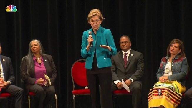 Sen. Elizabeth Warren Offers Public Apology Over Claim to Tribal Heritage