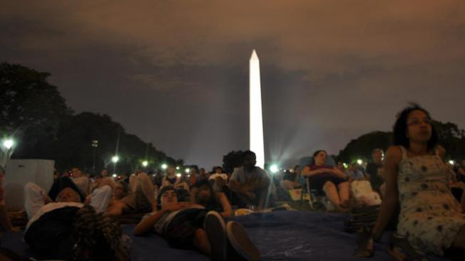 Screen on the Green Starts on National Mall
