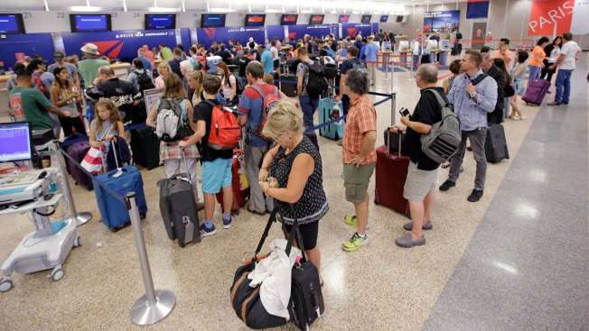 Delta Passengers' Woes Deepen as Airline Cancels More Flights