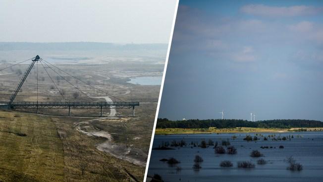 How Germany Is Turning Wasteland Into Vast Lakeside Resorts