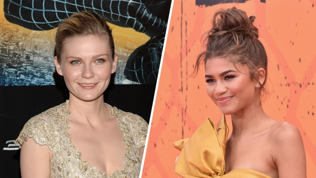 Zendaya Caught in Trolls' Spider-Man Web