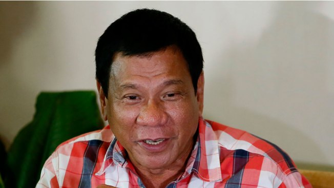 Tough-Talking Philippine Mayor Looks Set to Be New President