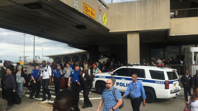 Newark Liberty International Airport Evacuated Following Discovery Of Suspicious Pressure Cooker