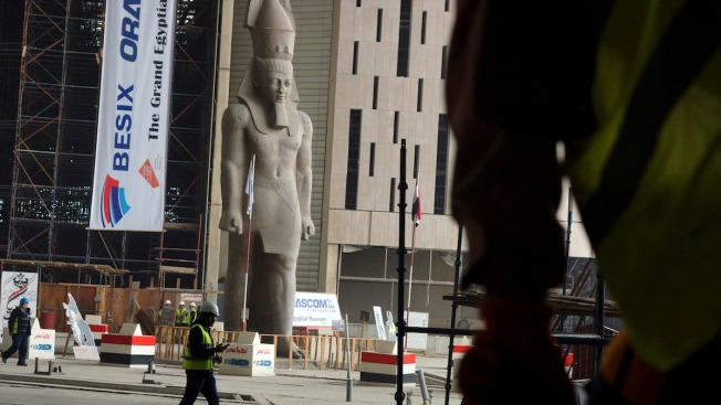 Egypt's Mega-Museum Set to Open in 2020