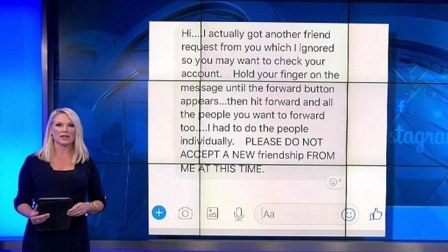 facebook cloned accounts message is fake don t spread the hoax