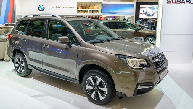Complaints Eyed About Some Subaru Forester Air Bag Sensors