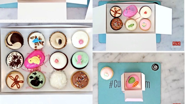 Compete in Georgetown Cupcake's LiveCam Easter Egg Hunt