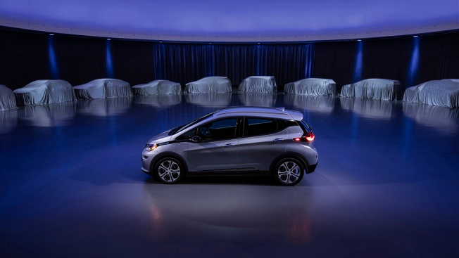 GM Plans Two Additional Electric Vehicles for US Market