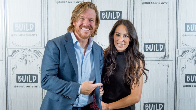 Yet Another 'Fixer Upper': Chip, Joanna Gaines Expecting Baby No. 5