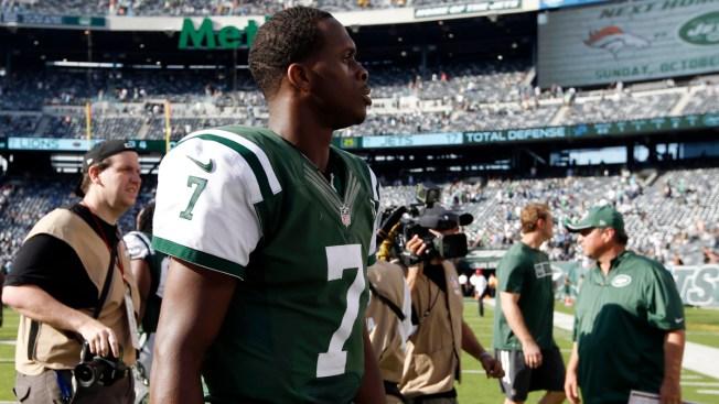 Jets' Geno Smith Curses at Fan After Loss