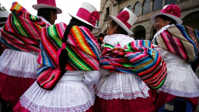 Smithsonian Folklife Festival Celebrates Peru on the National Mall