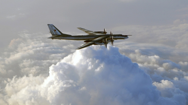 6 Russian Planes Intercepted by US Off Alaska Coast