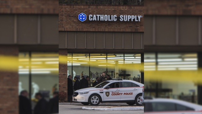 Police: Woman Killed in Catholic Store Was a Customer