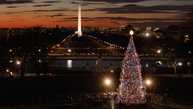 National Christmas Tree Lighting Lottery Opens Oct.12