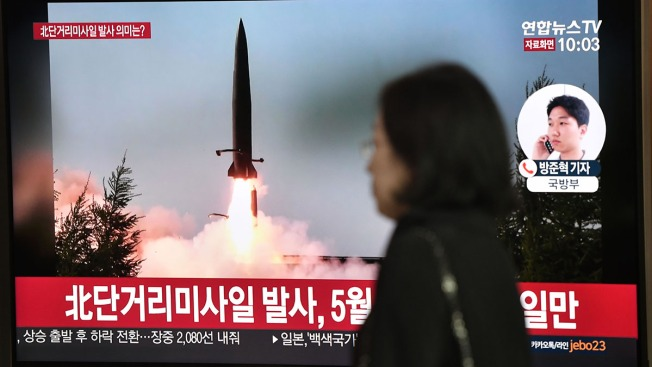 North Korea Says Missile Test Was 'Solemn Warning' to South
