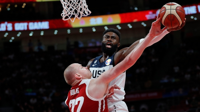 Popovich Defends Team, US Beats Poland for 7th at World Cup