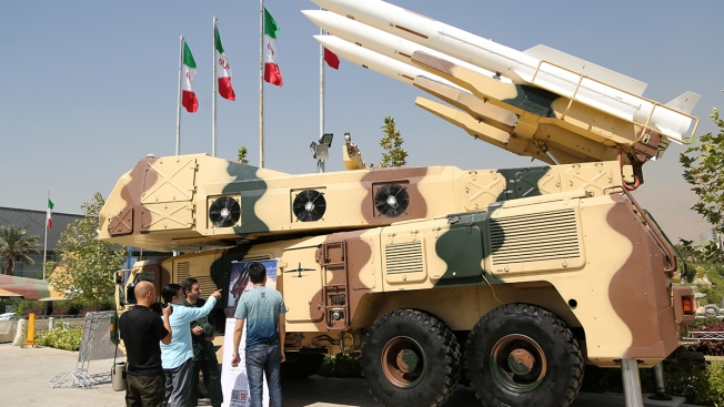 Iran Asks West to Leave Persian Gulf as Tensions Heightened