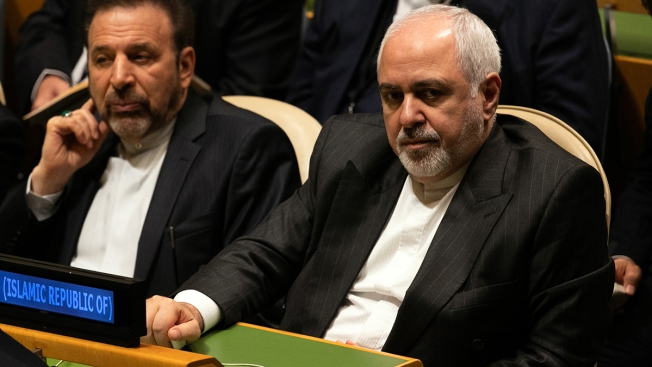 Iran Slams US for Barring Zarif From New York Hospital Visit