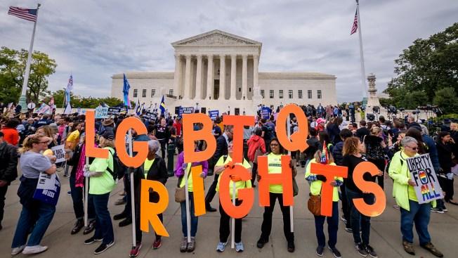 2020 Democratic Candidates Pledge Support to LGBTQ Community