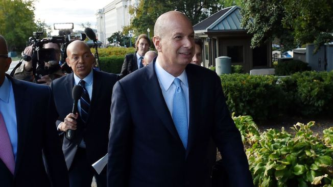 US Envoy Says Giuliani Was Given Role on Ukraine Policy