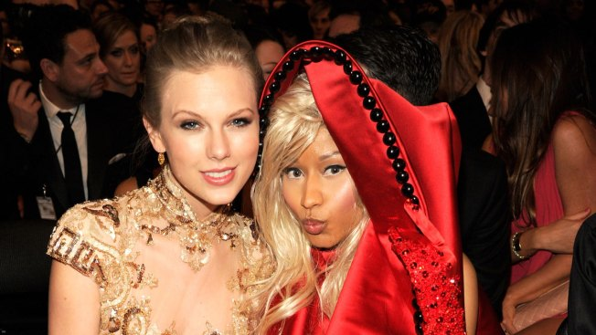 Taylor Swift Apologizes to Nicki Minaj After Twitter Feud