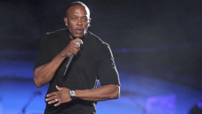 Rapper Dr. Dre: 'I Apologize to the Women I've Hurt'