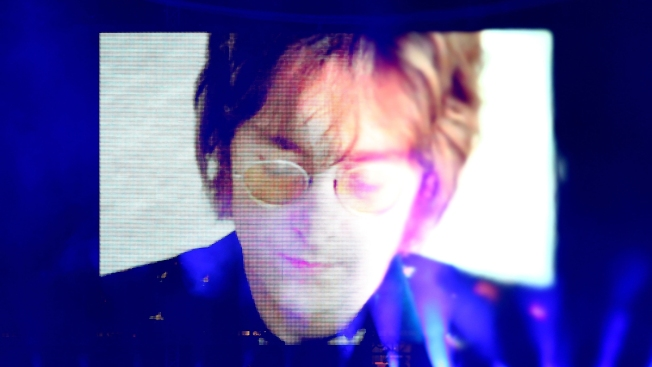 Exhibition of John Lennon's Artwork Headed to Tysons
