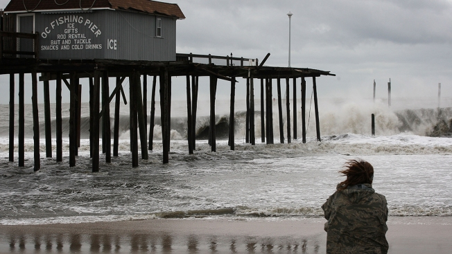 4.7-Magnitude Earthquake Recorded Off Ocean City Coast