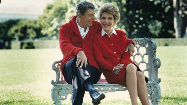 Political Leaders Saying 'No' to Plan to Name Park for Nancy Reagan